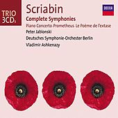 Scriabin: Complete Symphonies / Piano Concerto, etc. by Various Artists
