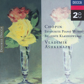 Chopin: Favourite Piano Works by Vladimir Ashkenazy