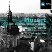 Mozart: Violin concerto Nos. 1-5, etc by Various Artists