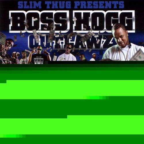 Serve & Collect: Screwed & Chopped Da Boss Hogg Outlawz Way by Various Artists