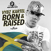 Born & Raised - EP by Various Artists