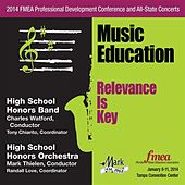 2014 Florida Music Educators Association (FMEA): High School Honors Band & High School Honors Orchestra by Various Artists