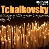 Tchaikovsky: Liturgy of St John Chrysostom, Op. 41 by Vladislav Tchernushenko