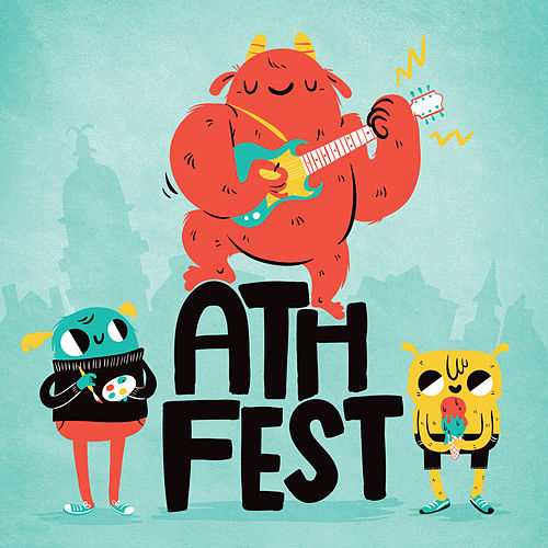 Athfest 2014 by Various Artists