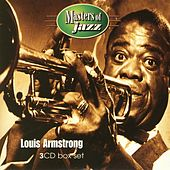 Masters Of Jazz 3 CD Box Set by Louis Armstrong