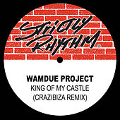 King of My Castle (Crazibiza Remix) - Single by Wamdue Project