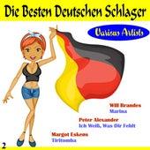 Die besten Deutschen Schlager 2 by Various Artists