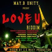 Love U Riddim by Various Artists