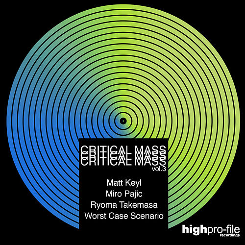 Critical Mass, Vol. 3 by Various Artists