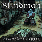 Benevolent Beggar by Blindman