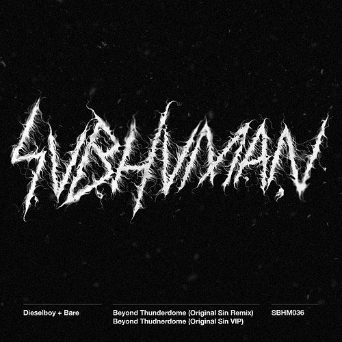 Beyond Thunderdome Remixes by Dieselboy