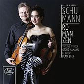 Clara & Robert Schumann: Romanzen by Georg Hamann
