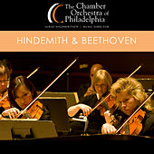 Hindemith & Beethoven by Chamber Orchestra Of Philadelphia