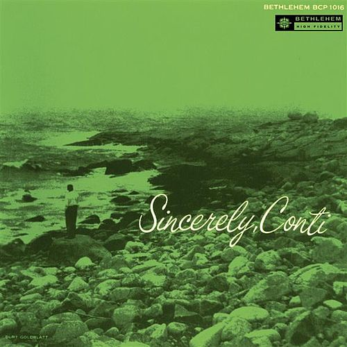 Sincerely, Conti (Remastered 2014) by Conte Candoli