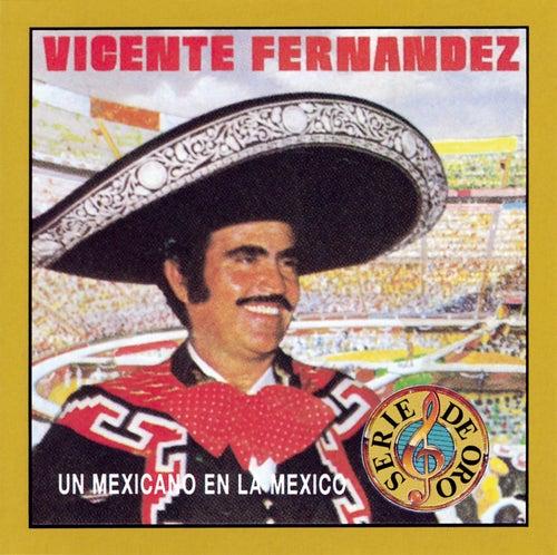 Un Mexicano En La Mexico by Vicente Fernández