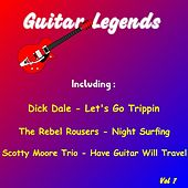 Guitar Legends, Vol.1 by Various Artists