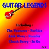 Guitar Legends, Vol.2 by Various Artists