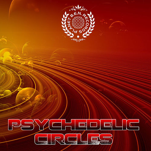 Psychedelic Circles by Various Artists