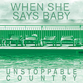 When She Says Baby - Single by Pontoon