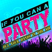 If You Can a Party by Dj Moys