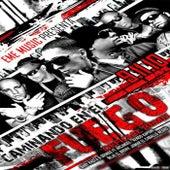 Caminando En Fuego (Official Remix) [feat. Nejo El Broky, Jomar El Caballo Negro, Kendo Kaponi & Arcangel] by Baby Rasta & Gringo