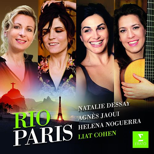 Rio-Paris by Liat Cohen