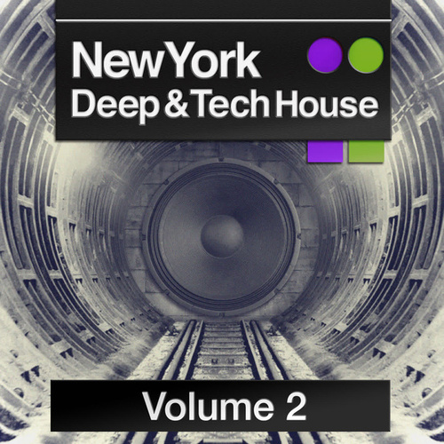 New York Deep & Tech House, Vol. 2 by Various Artists