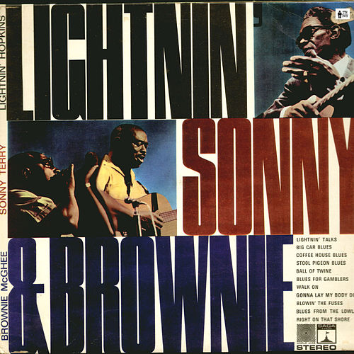 Lightnin', Sonny & Brownie by Brownie McGhee