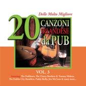 20 delle Molto Migliore Canzoni Irlandese da Pub, Vol. 3 by Various Artists