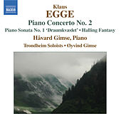 NORWEGIAN PIANO MUSIC by Havard Gimse