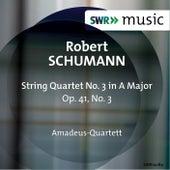 R. Schumann: String Quartet No. 3, Op. 41 by Amadeus Quartet