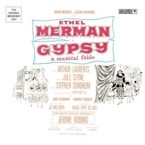Gypsy - The Original Broadway Cast by Jule Styne