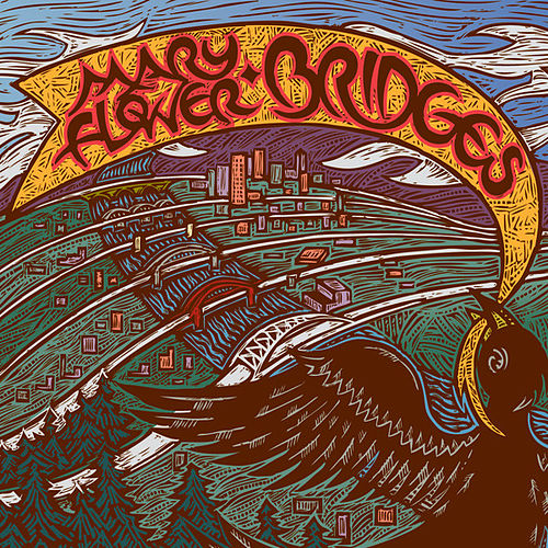 Bridges by Mary Flower