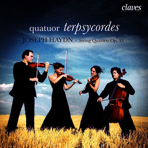 Joseph Haydn: String Quartets Op. 33 by Franz Joseph Haydn