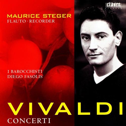 Maurice Steger: Vivaldi Concerti by Maurice Steger