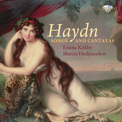 Haydn: Songs and Cantatas by Emma Kirkby
