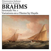 Brahms: Serenade No. 1 - Variations on a Theme by Haydn by Filarmonica Italiana and Alessandro Arigoni