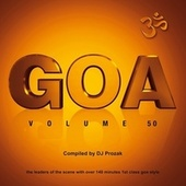 Goa, Vol. 50 by Various Artists