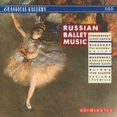 Tchaikovsky - Glazunov - Mussorgsky - Glinka: Russian Ballet Music by Radio Symphony Orchestra Bratislava