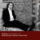 Beethoven: Piano Concertos Nos. 2 & 4 by Stefan Stroissnig