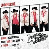 Lo Mejor De by La Maquinaria Norteña