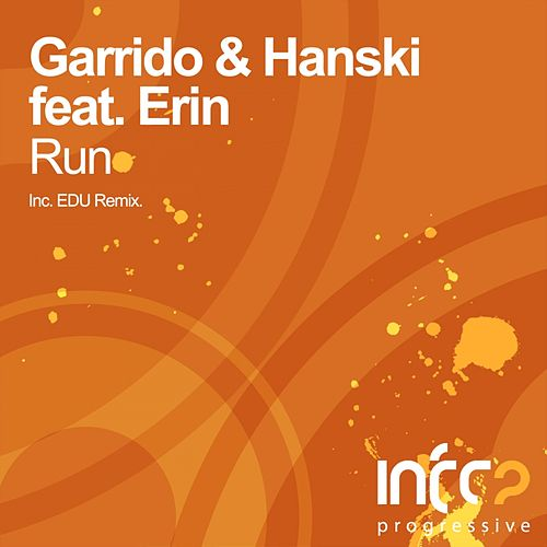 Run (feat. Erin) by Garrido