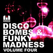 Disco Bombs & Funky Madness Vol. 4 - EP by Various Artists