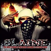 The White Man Is The Devil volume 2: Citizen Caine by Slaine