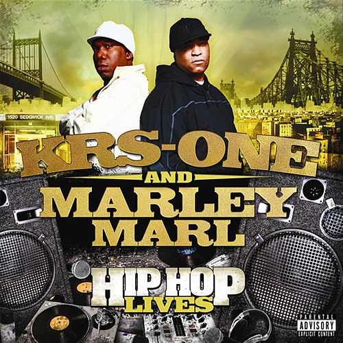 Hip Hop Lives by KRS-One