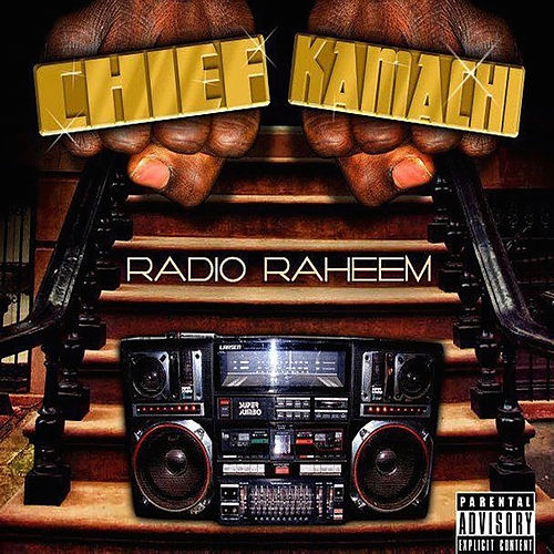Radio Raheem by Chief Kamachi