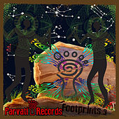 Parvati Records Footprints 3 by Various Artists