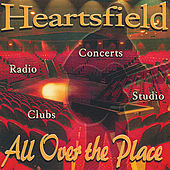 All Over the Place by Heartsfield