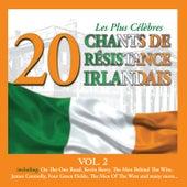 Les Plus Célèbres Chants de Résistance Irlandais, Vol. 2 - 20 Titres by Various Artists