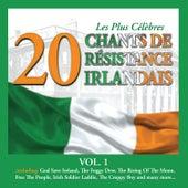Les Plus Célèbres Chants de Résistance Irlandais, Vol. 1 - 20 Titres von Various Artists
